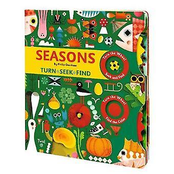 Seasons by Philip Giordano - 9782408007898 Book