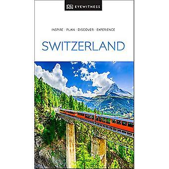 DK Eyewitness Switzerland by DK Eyewitness - 9780241358405 Book