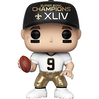 NFL Saints Drew Brees SB Champions XLIV Pop! Vinyl