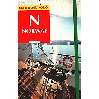 Norway Marco Polo Travel Guide and Handbook by Marco Polo - 978382976