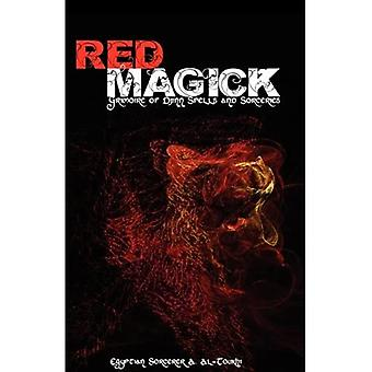 Red Magick: Grimoire of Djinn Spells and Sorceries