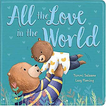 All the Love in the World door Tammi Salzano - 9781788815642 Boek