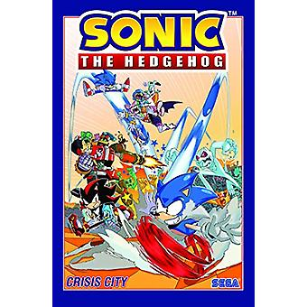 Sonic The Hedgehog - Volume 5 - Crisis City by Ian Flynn - 97816840561