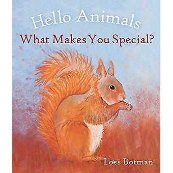 Hei Eläimet - Mikä tekee sinusta special? mennessä Loes Botman - 978178250688
