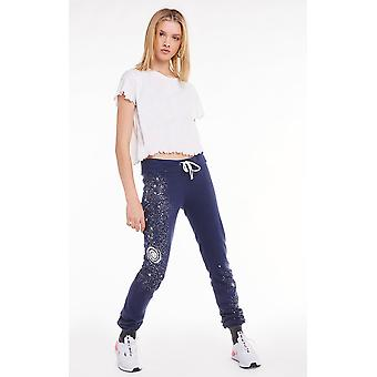 Wildfox cosmic dust bottoms echo sweats