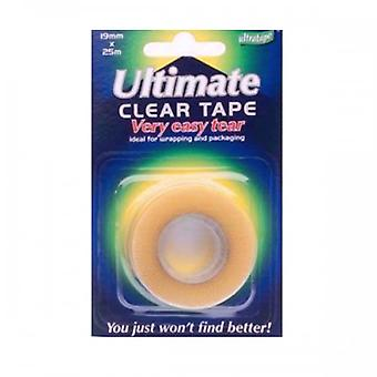 Ultratape Ultimate Very Easytear Clear Tape