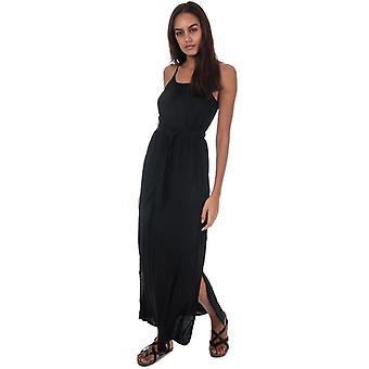 Dames's Vero Moda Simply Easy Maxi Dress in Black