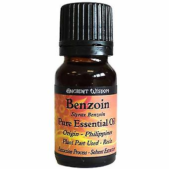 Benzoin Dilute or DPG Essential Oil 10 ml or 0.34 fl oz