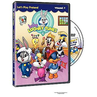 Baby Looney Tunes - Baby Looney Tunes Vol. 2-Lets Play Pretend [DVD] USA import