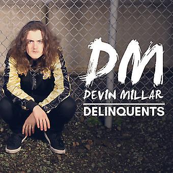 Devin Millar - Delinquents [CD] USA import