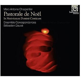 Charpentier / Ensemble Correspondances - Pastorale De Noel [CD] USA import