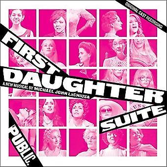 Michael John Lachiusa - First Daughter Suite / O.B.C. [CD] USA import