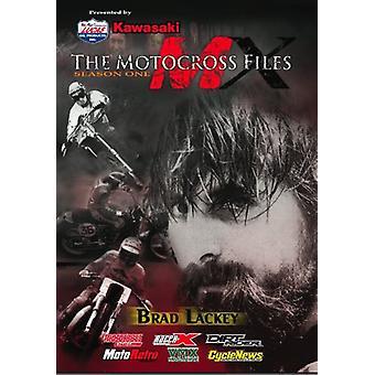 Motocross Files-Brad Lackey [DVD] USA import