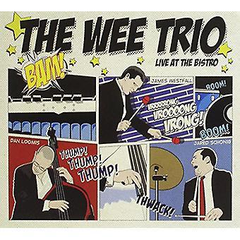 Wee Trio - Live på Bistro [CD] USA importen