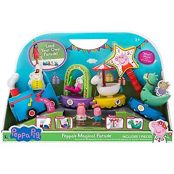 Peppa Pig Peppa's Magical Parade Train