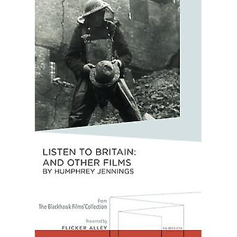 Listen to Britain: & Other [DVD] USA import