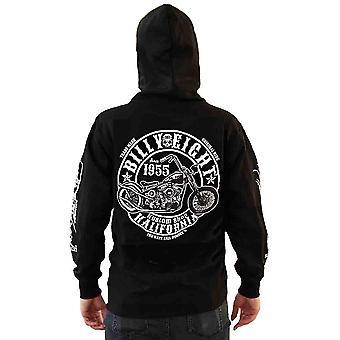 Billy eight - kustom shop garage - hoodie