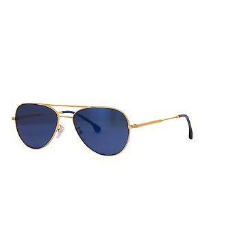 Paul Smith ANGUS SUN PSSN006V2 02 Gold - Rose Crystal/Blue Sunglasses