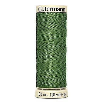 Gutermann sy-alle 100% polyestertråd 100m Hånd- og maskinfarvekode - 919