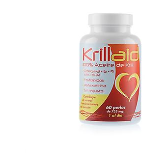 Krill Aid 60 softgels