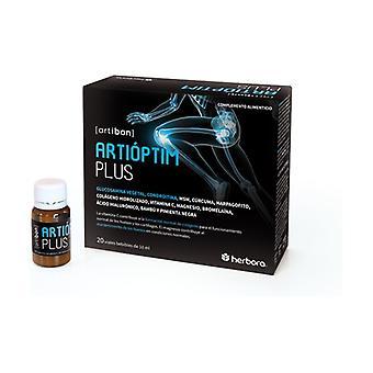Artioptim Plus 20 vials
