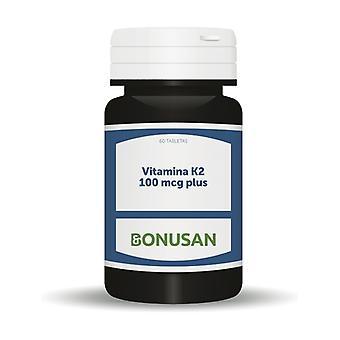 Vitamin K2 60 capsules (100g)