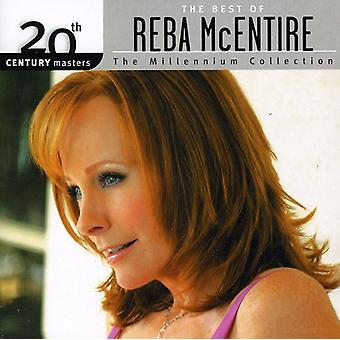 Reba McEntire - Millennium Collection-20th Century Masters [CD] USA import