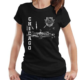 DJ International Chicago Live Women's T-Shirt