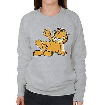 Garfield Lazy Wave Women's Sweatshirt