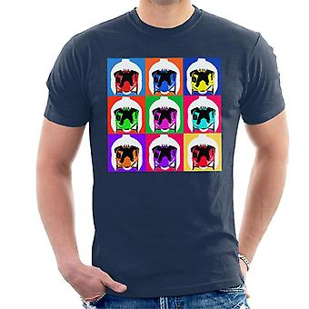 Original Stormtrooper Rebel Pilot Pop Art Herren T-Shirt