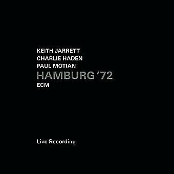 Jarrett / Haden / Motian - Hamburg 72 [CD] USA import