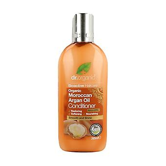 Organic Moroccan Argan Oil Conditioner 265 ml of gel