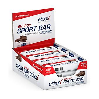 Energy Sport Bar Chocolate 12 units of 40g