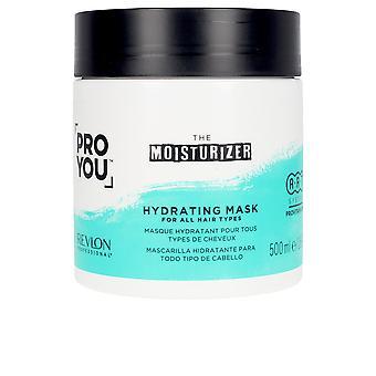 Revlon Proyou Fugtighedscreme Mask 500 ml for kvinder