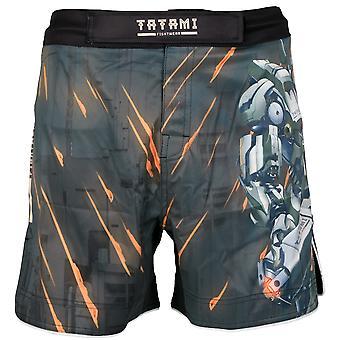 Shorts de combat tatamis Fightwear Mech Destroyer