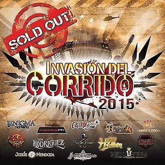 Invasion Del Corrido - Invasion Del Corrido [CD] USA import