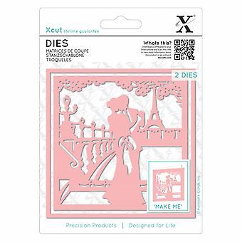 Xcut morre Paris apaixonado (2pcs) (XCU 503381)