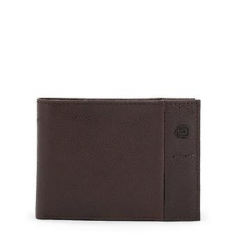 Piquadro pu257p1 men's coin purse leather wallet