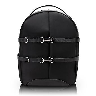 "78795, U Series, Oakland 15"" Nylon, Business Casual, Laptop & Tablet Backpack - Black"