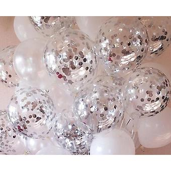 Metal Latex Thickening Balloons For Decorations