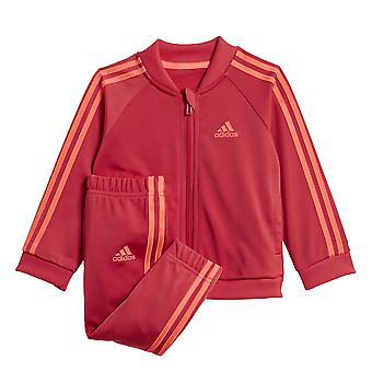 Adidas 3-stripes Tricot Girls Track Suit