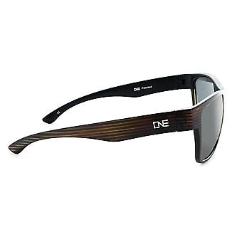 Spektor - classic retro flattering unisex brown mens polarized sunglasses