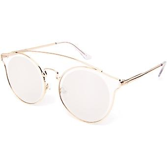 Sunglasses Unisex Cat.1 Transparent Lens (19-120)
