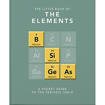 The Little Book of the Elements by Challoner & Jack