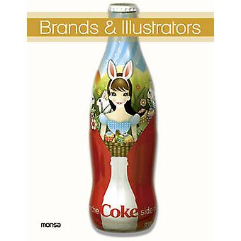 Brands  Illustrators by Edited by Monsa