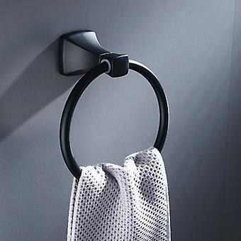 Round Ring Shaped Towel Holder For Bathroom