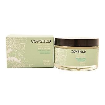 Cowshed Juniper Berry Detoxifying Body Cream 200ml NEW. Women's