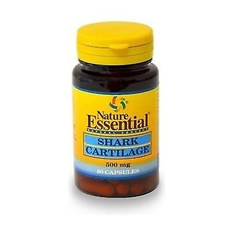 Shark Cartilage 50 capsules of 500mg