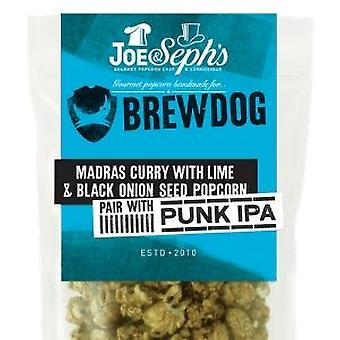 BrewDog Madras Curry with Black Onion Seed & Lime Popcorn