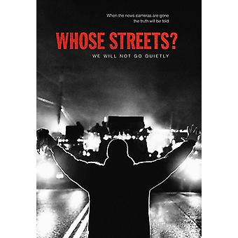 Hvis Streets [DVD] USA import